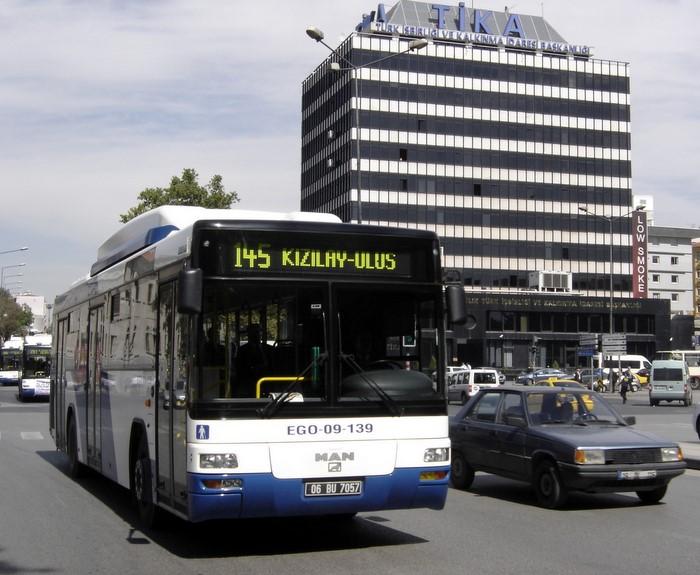 Büyükşehir Belediyesi Otobüsleri